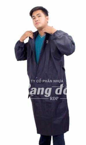 Áo mưa vải chống thấm Pardessuss