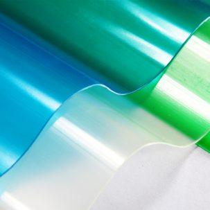 Tôn nhựa PVC dày 0,65mm